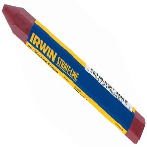 irwin-66401-red-wax-crayons